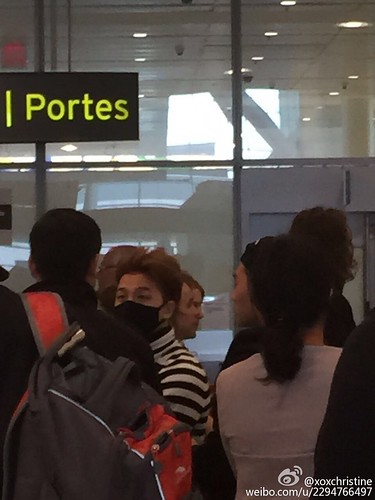 Big Bang - Toronto Airport - 14oct2015 - xoxchristine - 06