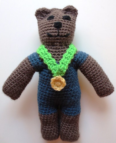 Olympic Mother Bears