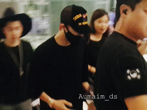 Big Bang - Thailand Airport - 10jul2015 - AumAim_DS - 04