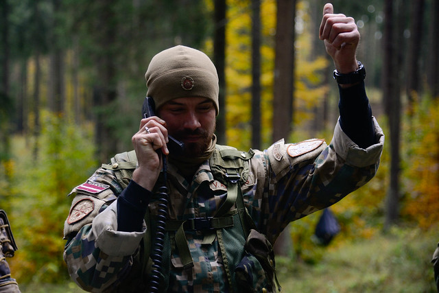 European Best Sniper Squad Competition 2016 Day 3