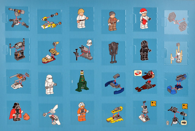 2014 Advent Calendar Roundup Brickset Lego Set Guide And Database