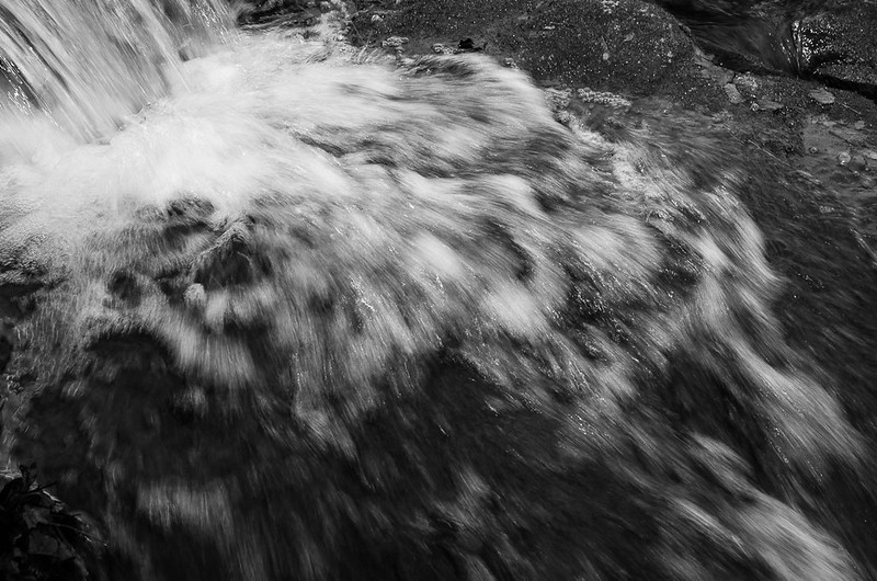 Falling Water on Thayer Brook