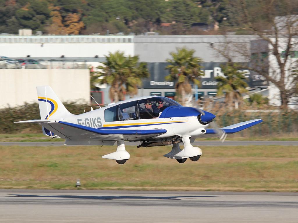 Aeroport Cannes-Mandelieu , LFMD , Janvier 2015 15616140643_f0a28e2a4e_b