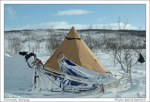 Bernd Helmich - Foto: Finnmark, Norwegen