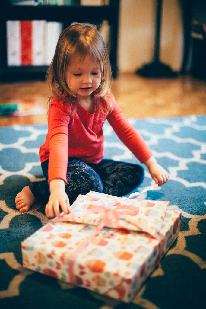 Avery's Birthday (11/29/14)