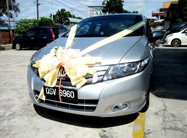 Bridal sedan