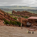 Red Rocks Amphitheater by George Leeuwarden