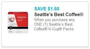 there is also a high value 1501 seattles best k cups printable coupon