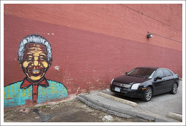 Nelson Mandela and Ford Focus
