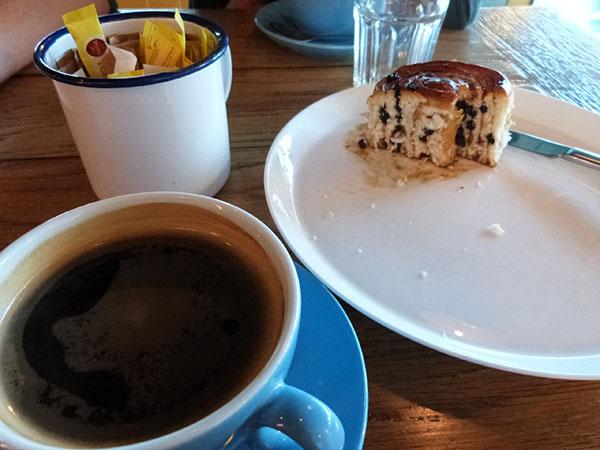 café et chelsea bun