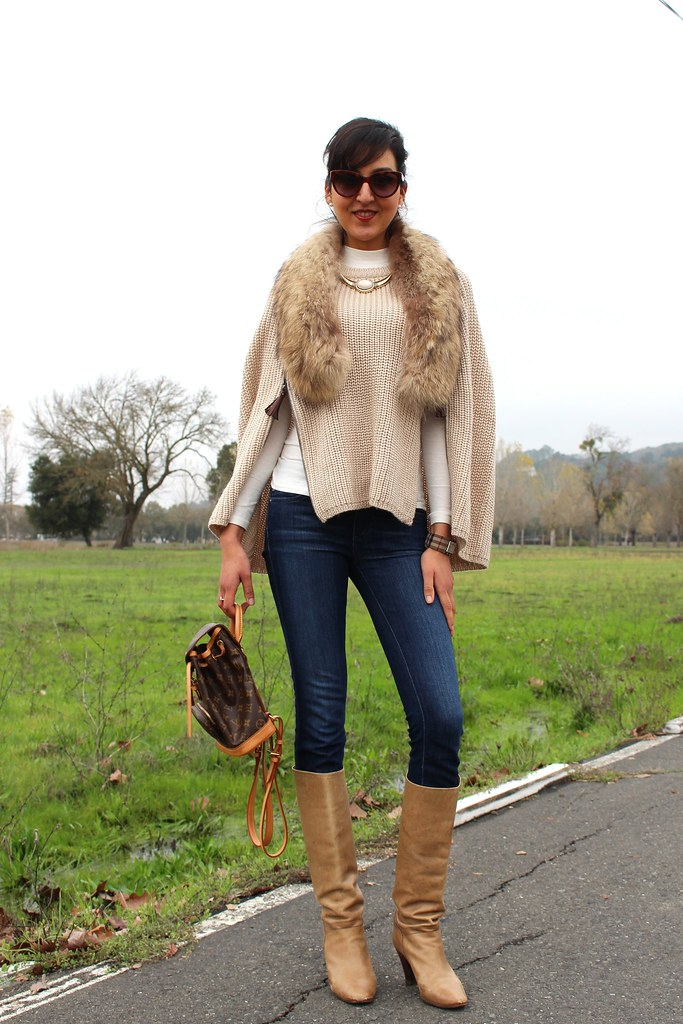 Layering with  Poncho or Cape 8
