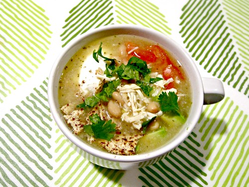 Salsa Verde White Chicken Chili 2