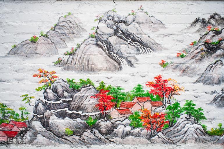 台南私藏景點-善化嘉北社區 (35)