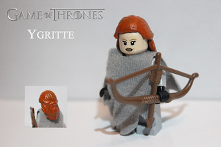 Lego Ygritte - Game of Thrones