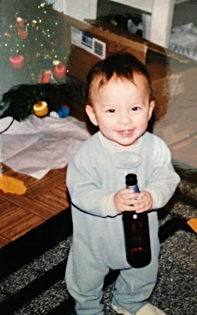 Baby Aleksei