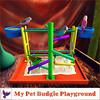 [ free bird ] My Pet Budgie Playground Ad