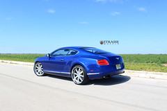 Strasse Wheels 2015 Bentley GT