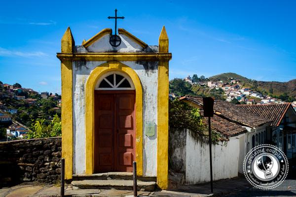 Ouro Preto Door