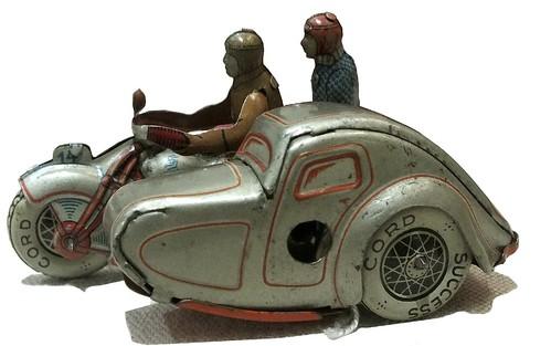Saalheimer & Strauss sidecar 2