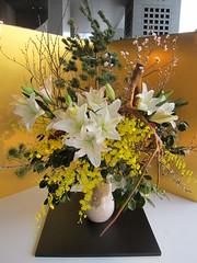Japanese flower arrangement 72, Ikebana: いけばな