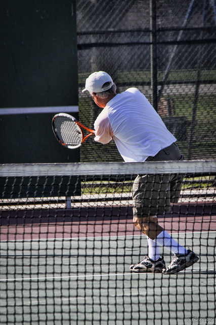 Furman Park tennis
