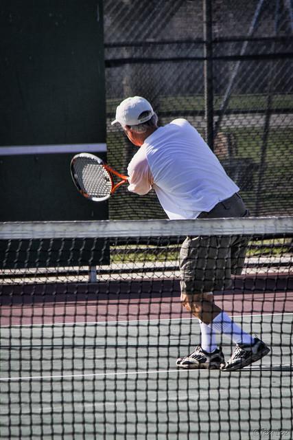 Furman Park tennis