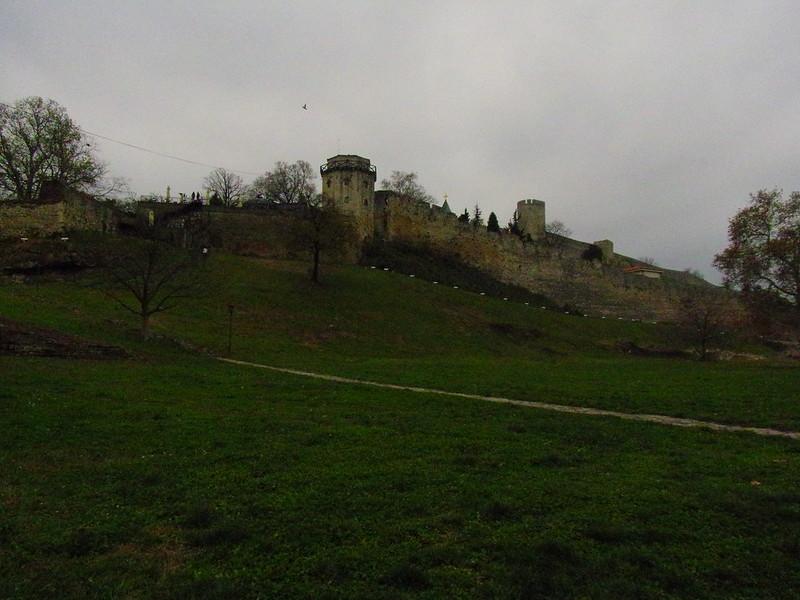 Exterior, Belgrade Fortress