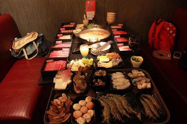 台北旅行-精緻美食-火鍋吃到飽-17度C (40)