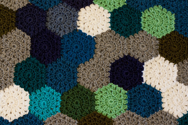 Crocheting Hexagons : Crochet Hexagons Flickr - Photo Sharing!