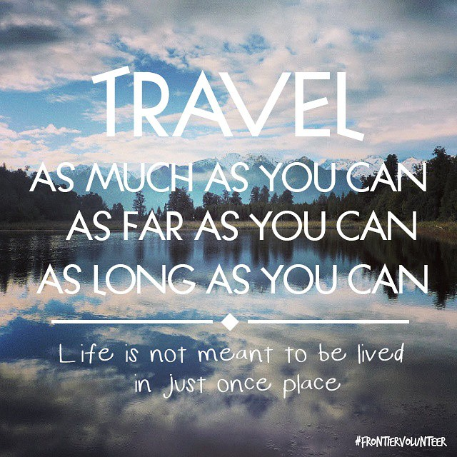 never stop exploring quote inspiration travel