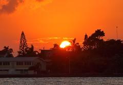 Sunset -  P1090398