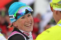 Katka Smutná v čele Swix Ski Classics