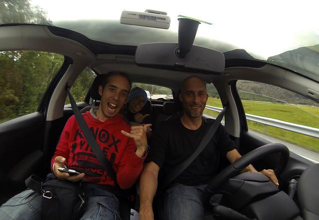 En coche por Noruega, gran roadtrip