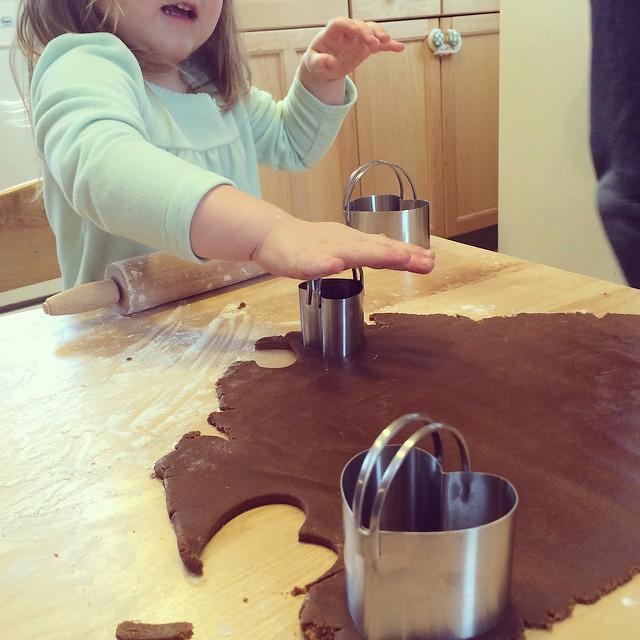 Little cookie cutter <3