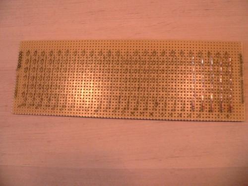 02 led matrix printplaat 2