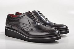 footwear, shoe, oxford shoe, leather, black,
