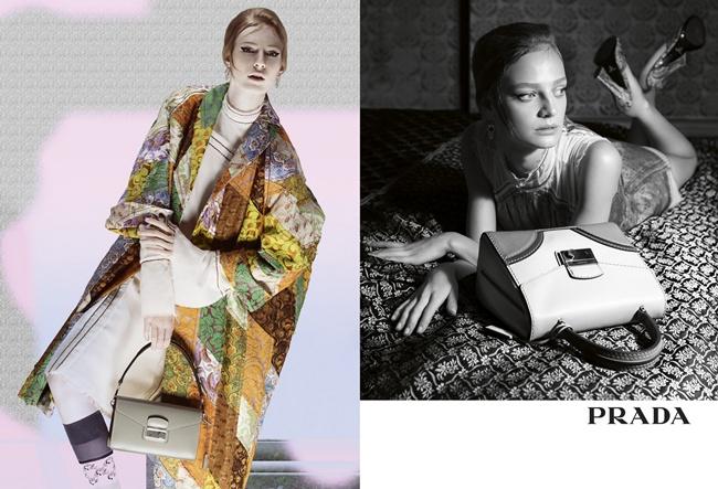 2 Prada SS15 Womenswear Adv Campaign image