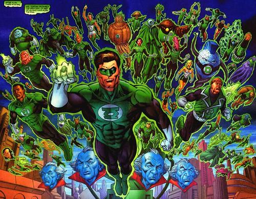 DC Green Lantern Corps 2