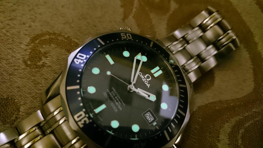 Omega Seamaster 300 - chrono24com