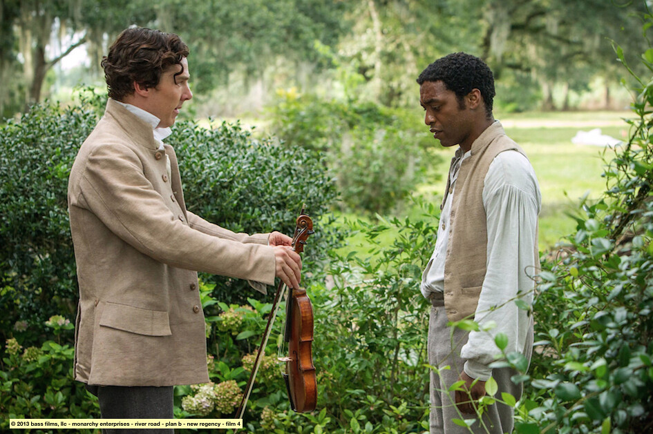 12 years a slave. feb. 24th 2015. 20h55 (19:55 gmt). canal+