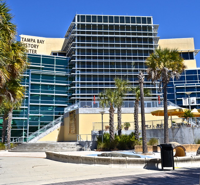tampa bay history center - building
