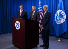 Fund DHS Media Availability at ICE