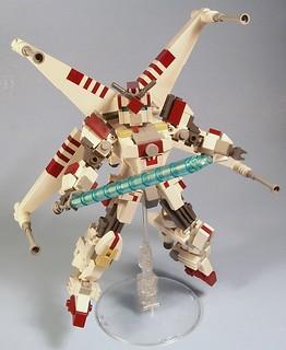 X-Wing Gundam (Moodland Scale) 1