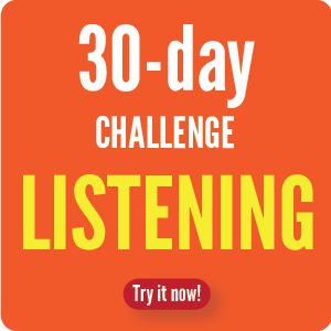 30 day Trial Listening