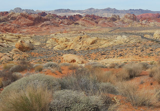 Valley Of Fire State Park, Nevada.