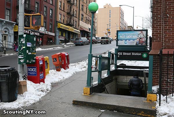 042 - Spanish Harlem - 022a - 103 & Lex