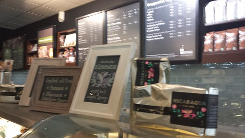 Starbucks.  Southend.  Reserve. 4 Mar'15
