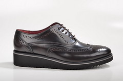 outdoor shoe, footwear, shoe, oxford shoe, leather, black,