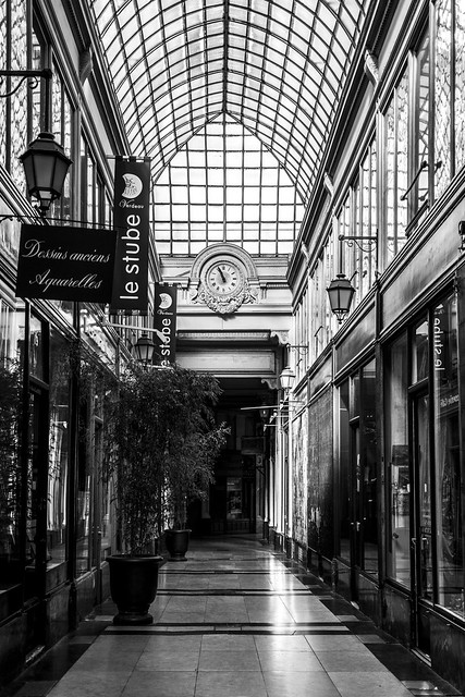 Passage Jouffroy, suite