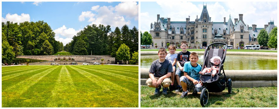 biltmore house and kids